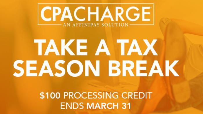 Take a Tax Season Break