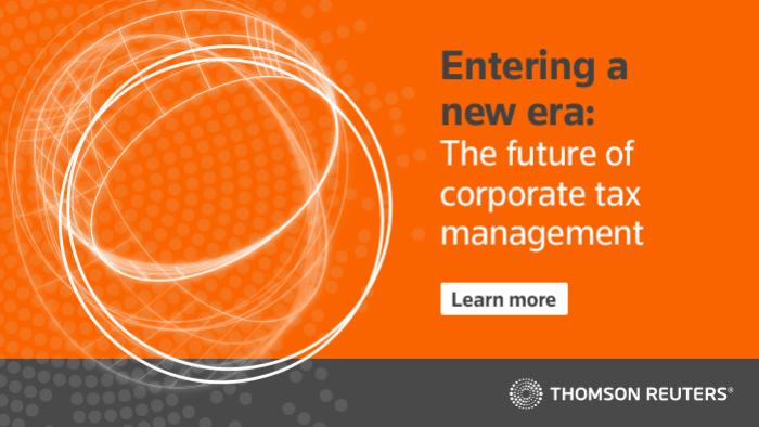 Entering a New Era: The Future of Corporate Tax Management