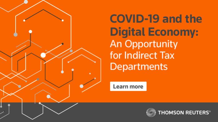 COVID-19 and the Digital Economy: An Opportunity for Indirect Tax Departments