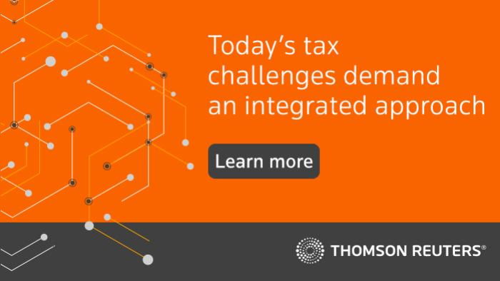 Today's tax challenges demand an integrated approach​