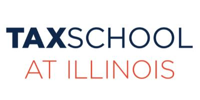 University of Illinois Tax School Logo