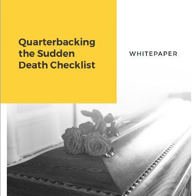 The Sudden Death Checklist