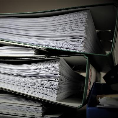 How to reduce paper in your accounting practice.